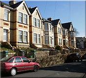 ST3288 : Southeast corner of Morden Road, Newport by Jaggery