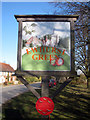 TQ7924 : Ewhurst Green Village Sign by Oast House Archive