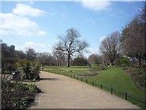 TQ2879 : Entering Hyde Park by DS Pugh