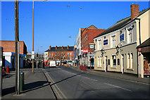 SK4933 : Tamworth Road by David Lally
