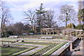 TQ3473 : The sunken garden, Horniman Museum by Chris Denny