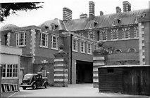 ST8707 : Bryanston School by Ben Brooksbank