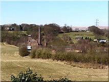 SD8611 : Crimble and Crimble Mill by David Dixon
