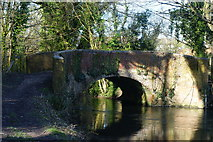 SU4828 : Wharf Bridge, Winchester by Peter Trimming