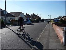 SZ0894 : Bournemouth : Winton - Namu Road by Lewis Clarke