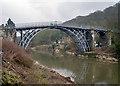 SJ6703 : Abraham Derby's World Famous Iron Bridge by Row17