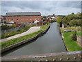 SJ5681 : Bridgewater Canal by Peter Fleming