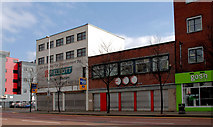 J3375 : Development site, Belfast by Albert Bridge