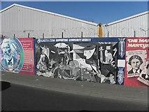 J3274 : Murals, West Belfast (5) by Kenneth  Allen