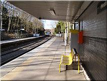 SD8203 : Heaton Park Station by David Dixon