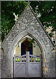 SU3987 : Gateway to King Alfred's School by Andrew Mathewson