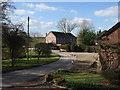 SJ6545 : Road to Hankelow Mill by Richard Hoare