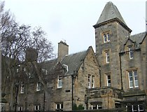 NT2572 : St. Catharine's Convent, Lauriston Gardens by kim traynor