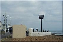 SZ9398 : Beacon at Bognor Regis by Peter Trimming