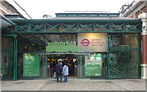 TQ3081 : London Transport Museum, Covent Garden, London WC1 by Julian Osley