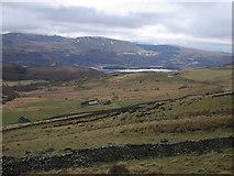 SH6320 : Golodd farm above the Mawddach estuary by Rudi Winter