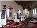 TQ5490 : St Peter, Gubbins Lane, Harold Wood - Interior by John Salmon