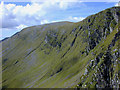 NH2886 : Crags above the Cadha Dearg by Nigel Brown