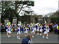 H8744 : St. Patrick's Day Parade: Armagh 2010 (10) by Dean Molyneaux