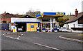 J4692 : The Raw Brae Service Station, Whitehead by Albert Bridge