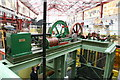 SJ6604 : Steam engine and pumps, Enginuity by Chris Allen