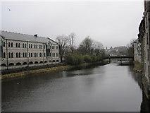 SD5193 : Kendal - River Kent by Alan Heardman