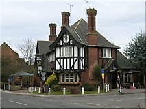 SK6347 : The Four Bells, Woodborough by JThomas