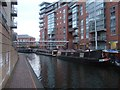 SP0586 : Barges and Flats, Ladywood by David Smith