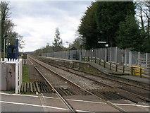 SK6443 : Burton Joyce Railway Station by JThomas