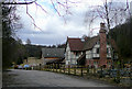 SO8180 : Drakelow Grange near Kingsford, Worcestershire by Roger  Kidd
