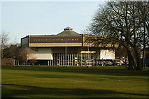 SU8605 : Chichester Festival Theatre, Sussex by Peter Trimming