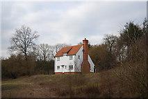 TQ6637 : Little Owl House by N Chadwick