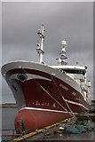HU4642 : MV Research in Lerwick by Mike Pennington