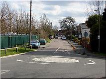 TQ1070 : Park Road, Sunbury by Alan Hunt