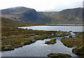 NJ0100 : The outflow from Loch Etchachan by Nigel Brown