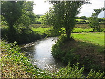 O1463 : Delvin River at Gibblockstown by Kieran Campbell
