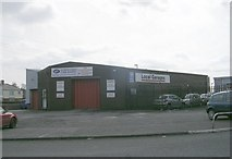 SE2534 : TEC Town End Car Sales - Stanningley Road by Betty Longbottom
