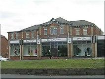 SE2534 : Helen Sykes Fashions - Stanningley Road by Betty Longbottom