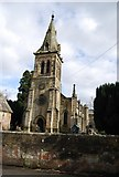 TQ7035 : Christ Church, Kilndown by N Chadwick