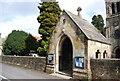 TQ7035 : Lych Gate, Christ Church, Kilndown by N Chadwick