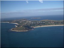 SV9215 : Cruther's Point, St. Martin's, Isles of Scilly by Andrew Abbott