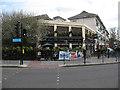 TQ3578 : The Surrey Docks pub by Stephen Craven