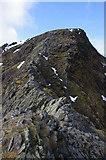 NY3228 : Sharp Edge, Blencathra by Ian Taylor