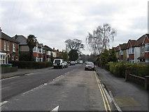 SU4512 : Deacon Road, Southampton by Alex McGregor