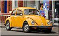 J3471 : Volkswagen Beetle, Belfast (2) by Albert Bridge