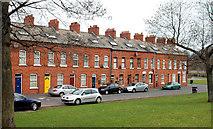 J3472 : Dromara Street, Ormeau Road, Belfast by Albert Bridge