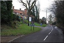 TQ7035 : Entering Kilndown on Riseden Lane by N Chadwick