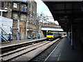 TQ3486 : Clapton Railway Station by Stacey Harris