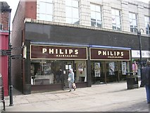 SE2627 : Philips Hair Salon - Queen Street by Betty Longbottom