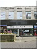SE2627 : Help the Aged - Queen Street by Betty Longbottom